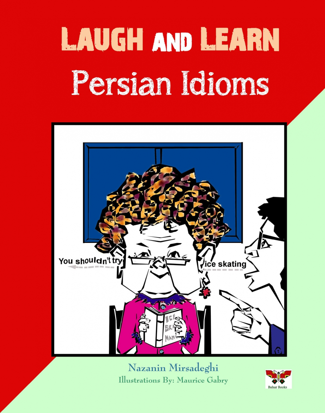 Bahar Books Laugh And Learn Persian Idioms